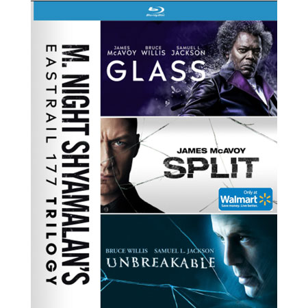 Glass-Triple-Feature-Glass-Split-Unbreakable-Blu-ray
