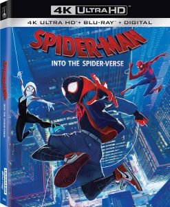 Spider-Man: Into the Spider-Verse (2018) Ultra HD Blu-ray