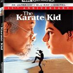 'The Karate Kid' (1984) celebrates 35th Anniversary with 4k Blu-ray Release