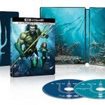 Aquaman Blu-ray SteelBook & Retailer Exclusives Detailed