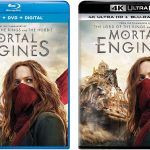 Mortal Engines Blu-ray, 4k Blu-ray and Digital Release Dates