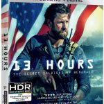 '13 Hours: The Secret Soldiers of Benghazi' releasing to 4k Blu-ray & 4k Digital
