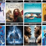 New 4k Blu-ray Releases in March, 2019