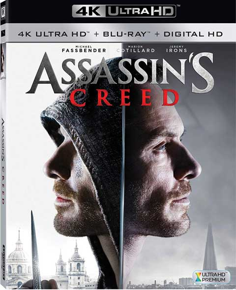 Get 'Assassin's Creed' Digital 4k/HDR w/Dolby Atmos for only $5 – HD