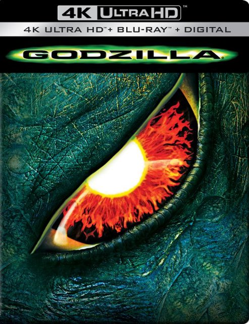 Godzilla 4k Blu-ray SteelBook Best Buy