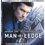 'Man On A Ledge' to get 4k Blu-ray Release