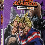My Hero Academia: Season Three Part One releasing to Blu-ray & DVD