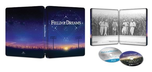 field of dreams best buy steelbook open