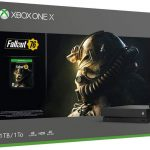 Xbox One X 1TB Bundle w/Fallout 76 - Discontinued & Discounted