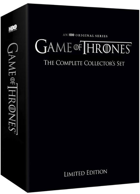 Game of Thrones The Complete Collectors Set Blu-ray