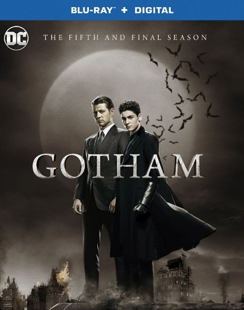 Gotham Season 5 Blu-ray