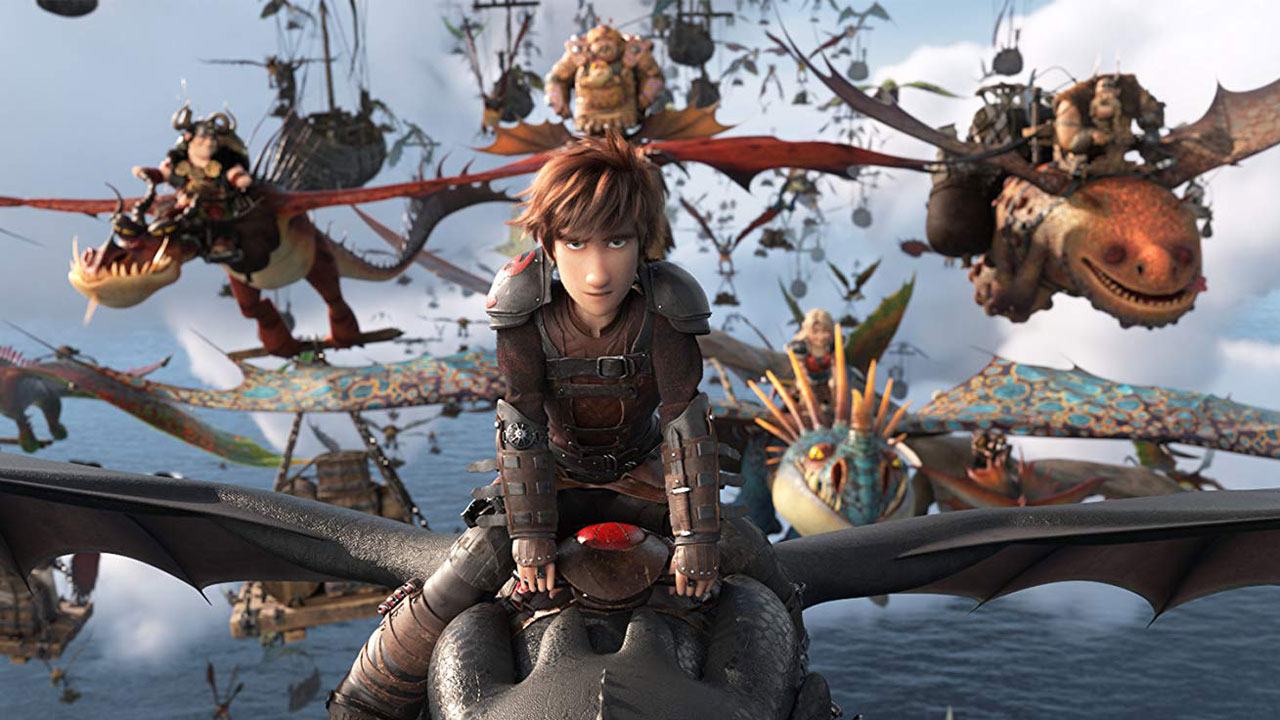 "DreamWorks' ""How to Train Your Dragon: The Hidden World"""