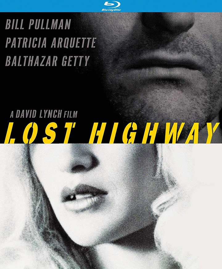 Lost Highway Blu-ray Region A