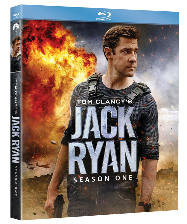 Tom Clancy's Jack Ryan Blu-ray angle