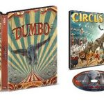 'Dumbo' Blu-ray SteelBook & Exclusives up for Pre-Order