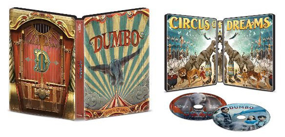 dumbo-steelbook-best-buy