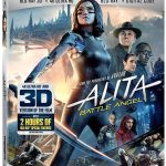 'Alita: Battle Angel' will release to 4k, 3D & Blu-ray Multi-disc Edition