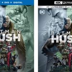 Batman: Hush Release Date & Artwork on Blu-ray & 4k Blu-ray