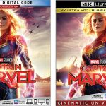 'Captain Marvel' Blu-ray, Digital, Release Dates & Artwork Revealed