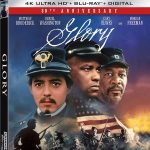 3-Time Oscar-Winner 'Glory' Remastered in 4k for Ultra HD Blu-ray
