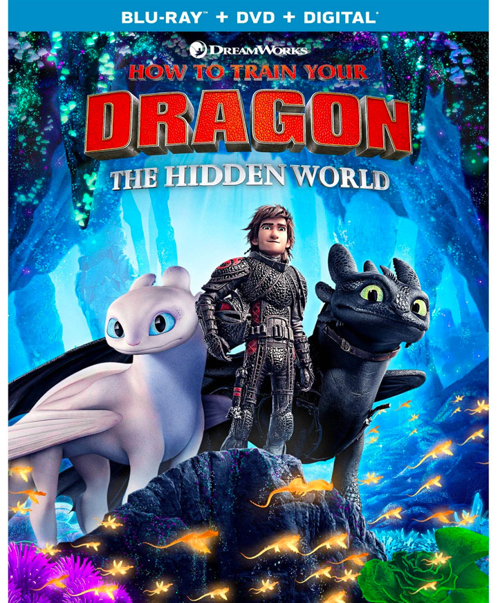 """How to Train Your Dragon: The Hidden World"" Blu-ray Edition"