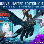 'How to Train Your Dragon: The Hidden World' Blu-ray Editions & Exclusives