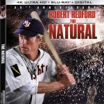 Robert Redford 'The Natural' remastered for 4k Ultra HD Blu-ray