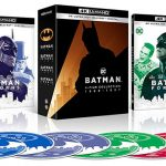 Batman 4-Film Ultra HD Blu-ray Collection Hits Shelves