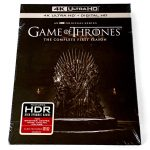 Giveaway: Game of Thrones Season One 4k Blu-ray