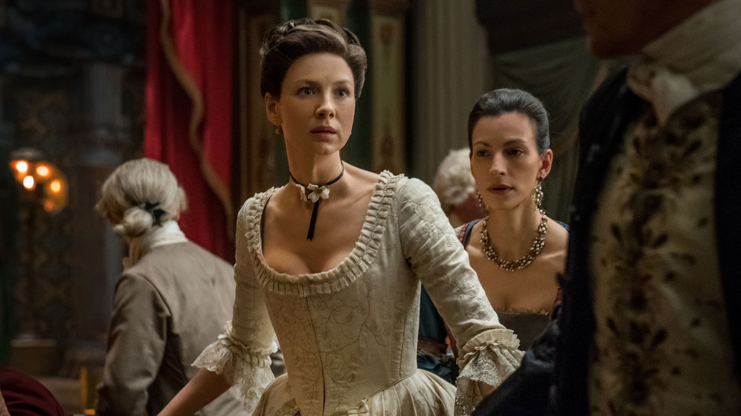 "Outlander"" Season 4 Caitriona Balfe stars as Claire Randall"