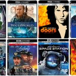 4k Blu-ray Discs Arriving in July, 2019