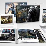 Alita: Battle Angel Limited Edition Collector's Set Bundles All 3 Blu-ray Formats + Exclusives