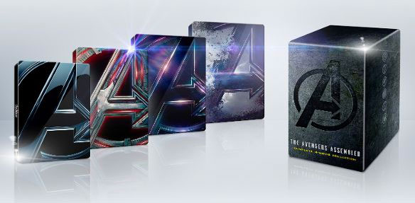 Avengers-4-Movie-Collection-4k-Blu-ray