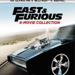 Fast & Furious 8-Film Collection Releasing to 4k Ultra HD Blu-ray