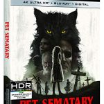 Pet Sematary (2019) arriving on Blu-ray, 4k Blu-ray, & 2-movie bundle