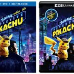 Pokémon Detective Pikachu releasing to all Blu-ray formats including 3D, 4k & SteelBook