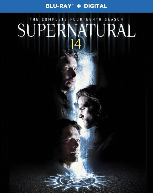 Supernatural- The Complete Fourteenth Season Blu-ray