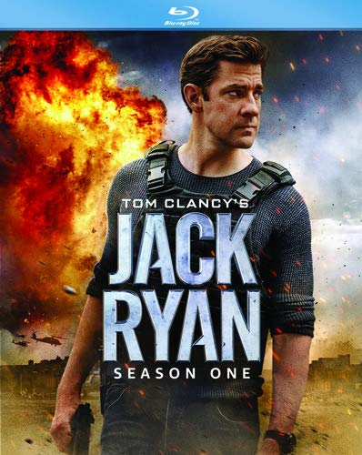 Tom Clancy's Jack Ryan - Season One Blu-ray