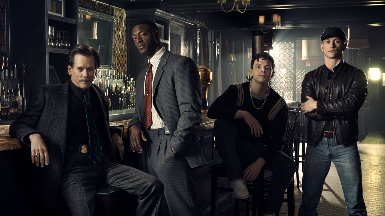 "Showtime's ""City on a Hill"" starring Kevin Bacon and Aldis Hodge"