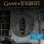 Game of Thrones: Season 8 Blu-ray / DVD Packaging & Release Dates