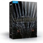 Game of Thrones: Season 8 & The Complete Series arriving on Blu-ray
