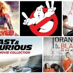 New Blu-ray Releases: Captain Marvel, OITNB S6, Fast and Furious 4k & more!