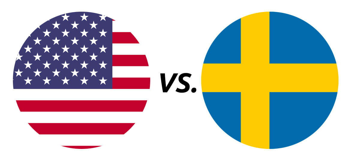 usa-vs-sweden-fifia-world-cup-2019-flags