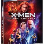 X-Men Dark Phoenix Blu-ray, 4k Blu-ray & DVD Release Dates & Artwork Revealed