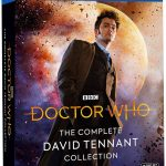 Doctor Who: The Complete David Tennant Collection upgraded to 14-Disc Blu-ray Set