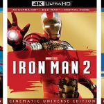 Iron Man MCU Films Releasing to 4k Ultra HD Blu-ray & 4k SteelBook Editions