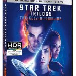 Star Trek Trilogy: The Kelvin Timeline 4k Blu-ray only $32.49