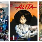Alita: Battle Angel promotion get Vol. 1 & 2 digital books free