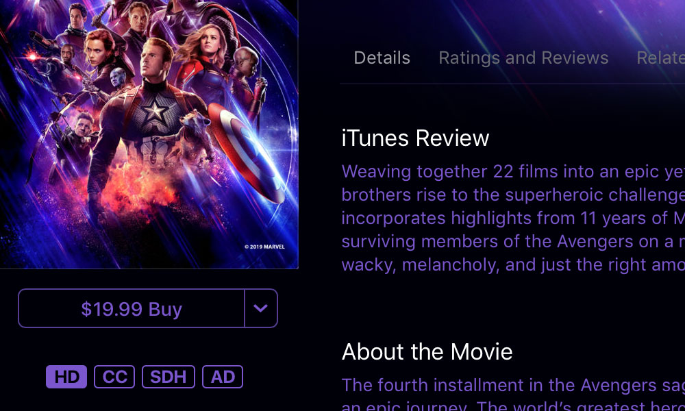 apple-tv-itunes-avengers-endgame-hd