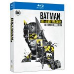 Batman 80th Anniversary Collection boxes 18 Films on Blu-ray & DVD